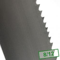 2. Piła taśmowa bimetalowa HI-STANDARD 13x0,6x8/12