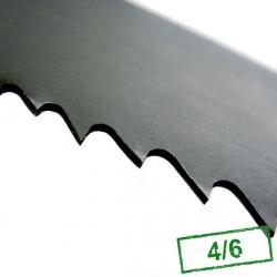 4. Piła taśmowa bimetalowa HI-STANDARD 41x1,3x4/6