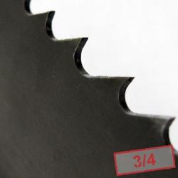 3. Piła taśmowa bimetalowa HARD SPECIAL 41x1,3x3/4