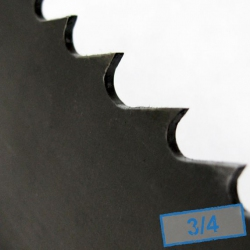 1. Piła taśmowa bimetalowa PROFIL 41x1,3x3/4