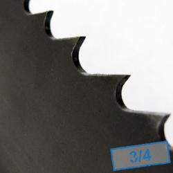 1. Piła taśmowa bimetalowa PROFIL 27x0,9x3/4