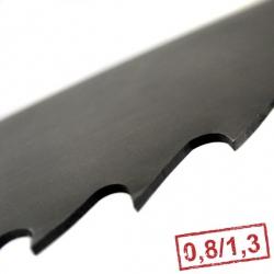 1. Piła taśmowa bimetalowa HARD SPECIAL 80x1,6x0,8/1,3