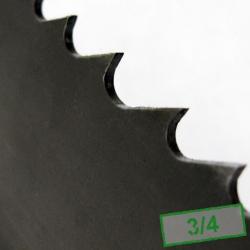 2. Piła taśmowa bimetalowa HI-STANDARD 27x0,9x3/4